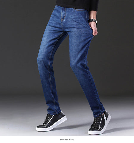 Stretch-fit Jeans