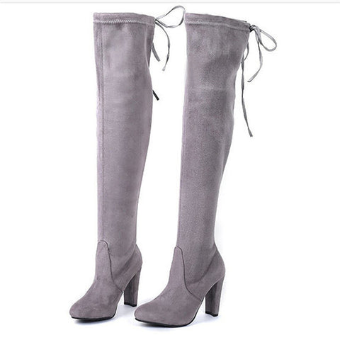 Sexy Over-the-knee Boots