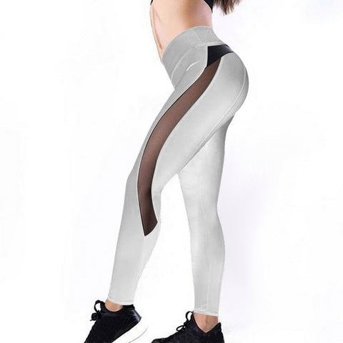 Sexy Pants Mesh Leggings