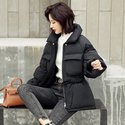 parka short generation big pocket coat