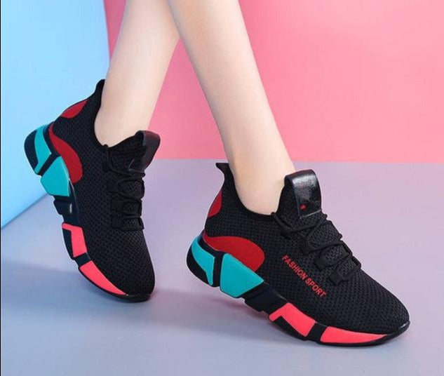 Chunky Platform Sneaker Shoes