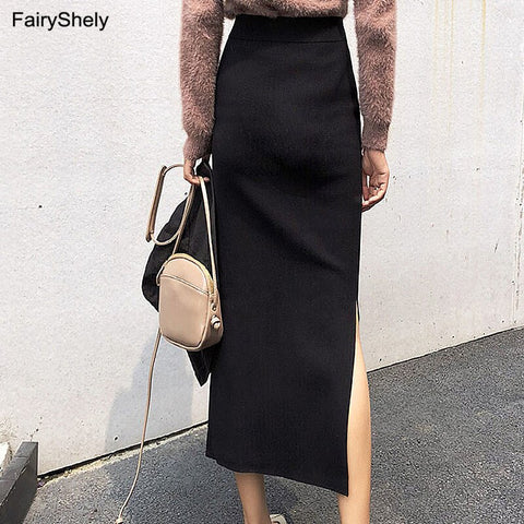 Slim Office Work Pencil Skirts
