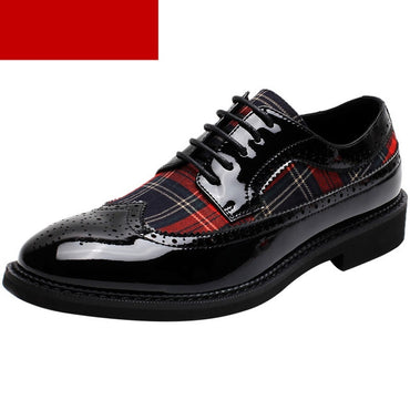 Modern Brogue Shoes
