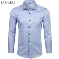Bamboo Fiber Dress Shirts
