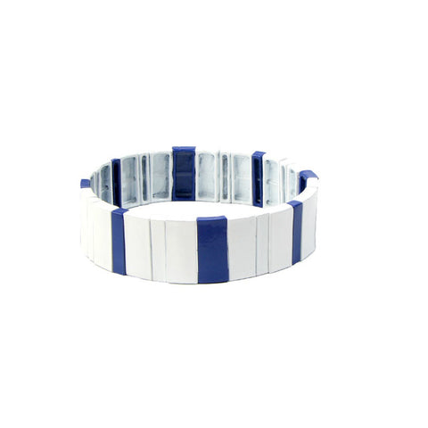 Enamel Bangle Bracelets Accessories