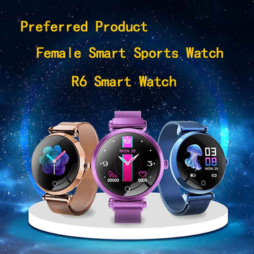 Waterproof Heart Rate Monitoring Message Watches