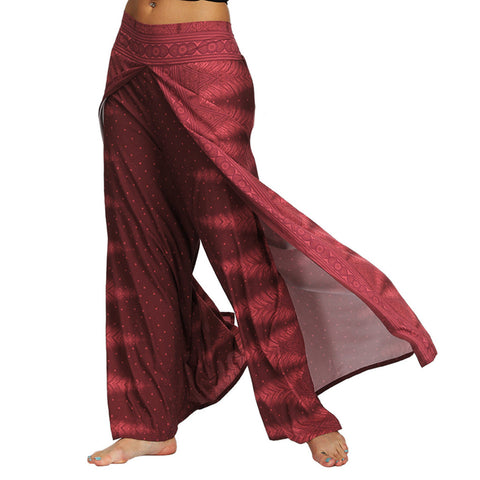 Casual Loose Baggy Boho Pants
