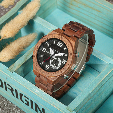 Luxury Brand Chronograph Military Army Digital Watch