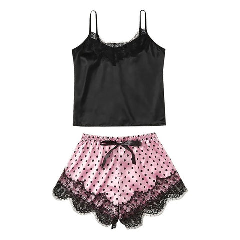 Sexy 2 pieces set pyjamas Sleepwear