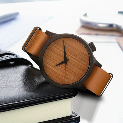 Montre Homme Bamboo Watches