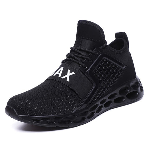 High-quality Lace-up Athietic Breathable Blade Sneakers