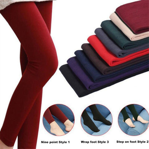 High Elasticity Trample Feet Leggings