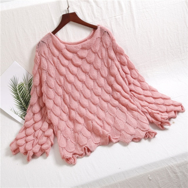 Loose and Pullovers Cute 3D Sweater