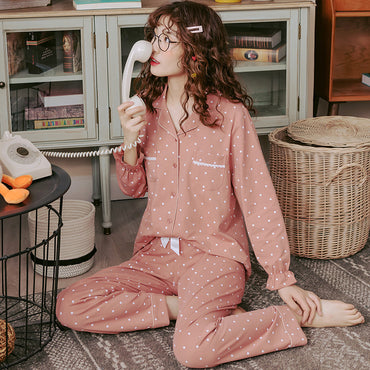 Cotton Cute Pajamas Sleepwear
