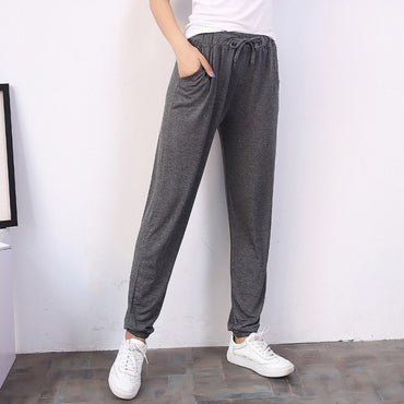 Casual Sweatpants black Pant