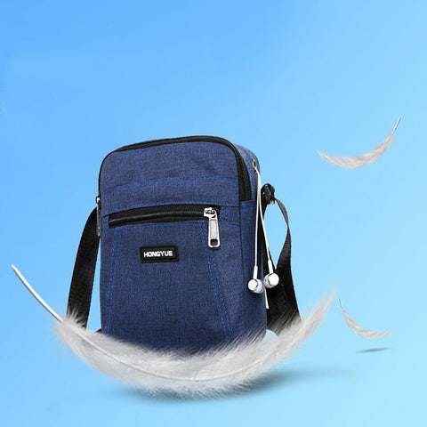 Small Sling Pack for Work Business Messenger Bag