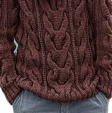Soft Comfortable Wool Sweater