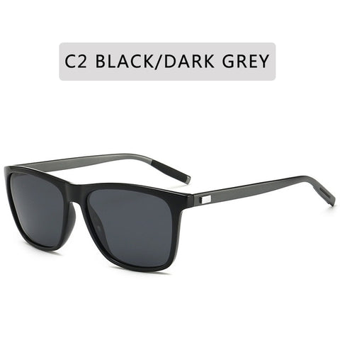 Polarized Lens Vintage Eyewear Accessories Sun Glasses