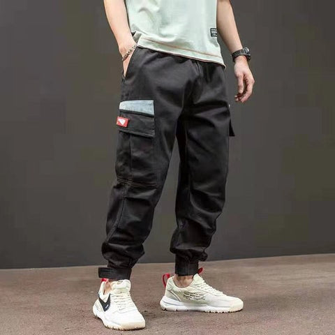 Pockets Cargo Pants