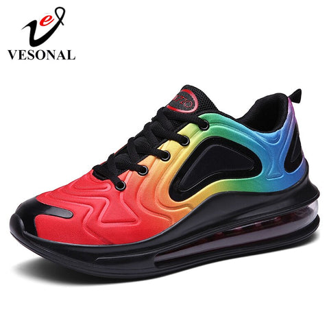 Fashion Lycra Casual Shoes