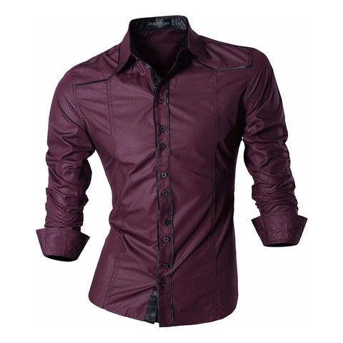 Casual Slim Fit Shirts