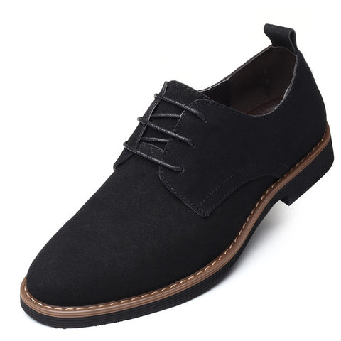 Slip On Brand Driving Flat Oxford Shoes