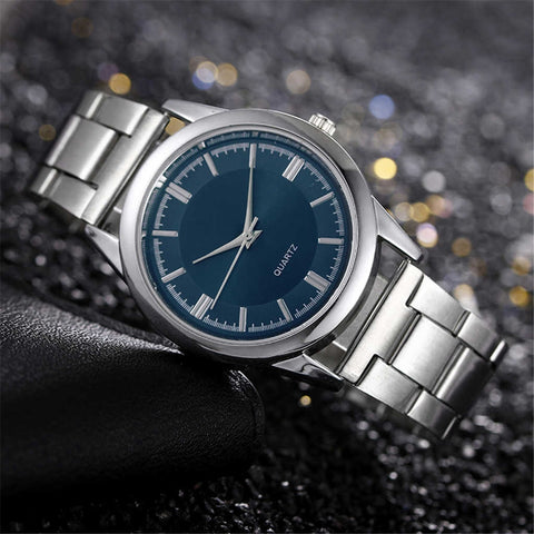 waterproof Stainless Steel band fashion watches