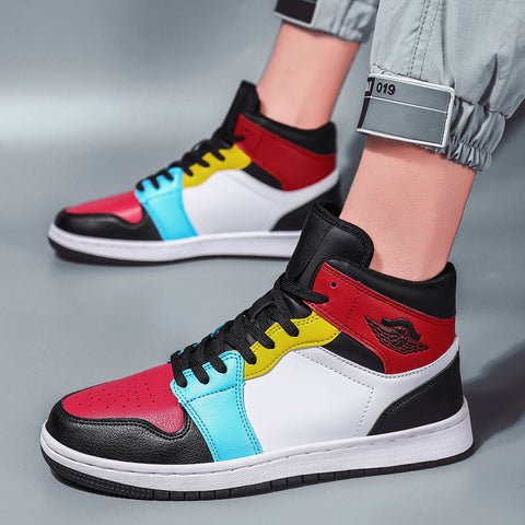 Casual High Top Sneaker