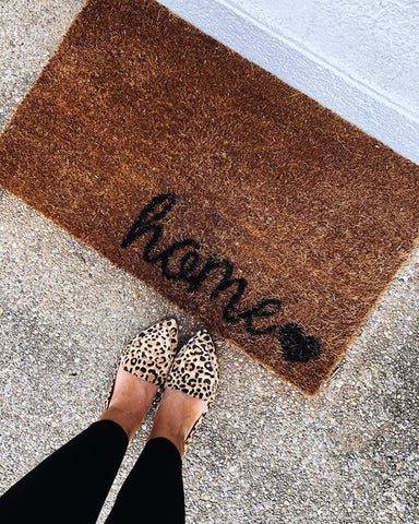 Loafers Leopard Shoes