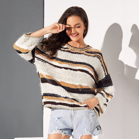 Boho Yellow Casual Travel Beach Plus Size Elegant Sweaters