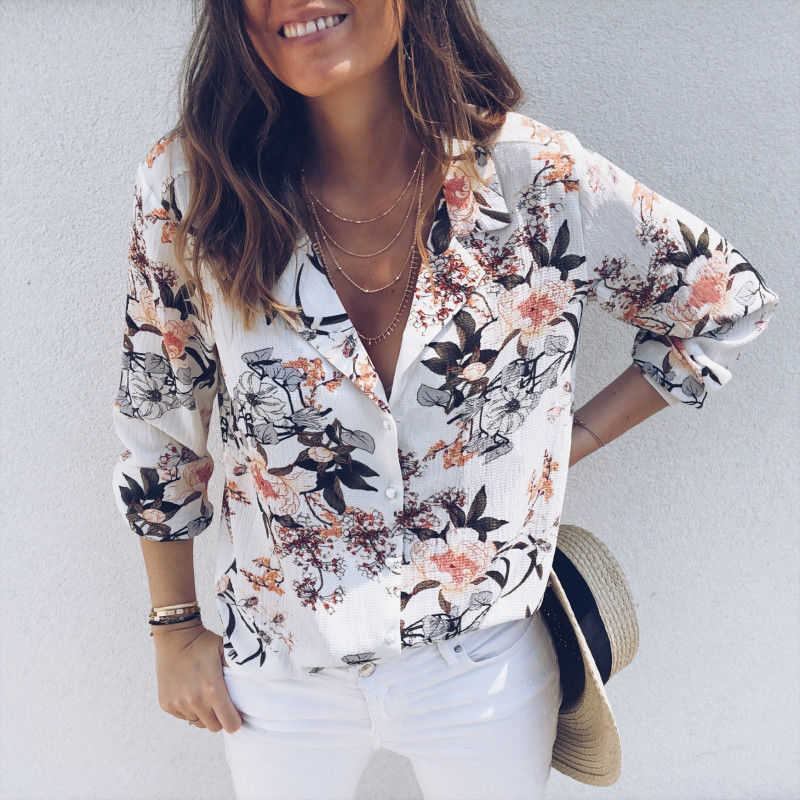 Fashion Casual Tops and Blouses