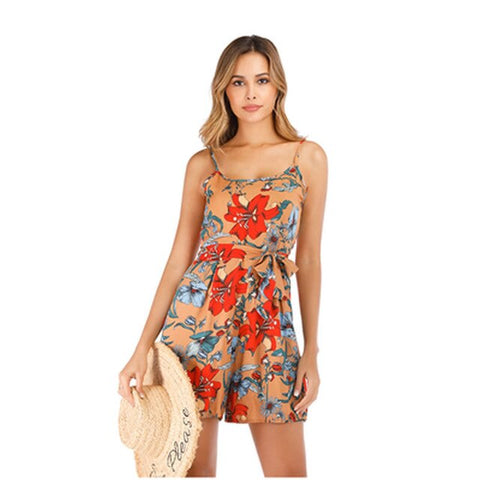 Sexy Boho Playsuit