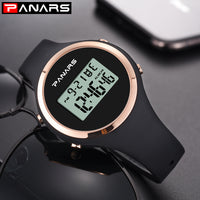 Relogio Feiminino Digital Waterproof Electronic Sports Watch