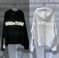 Reflective Pullover Hoodies