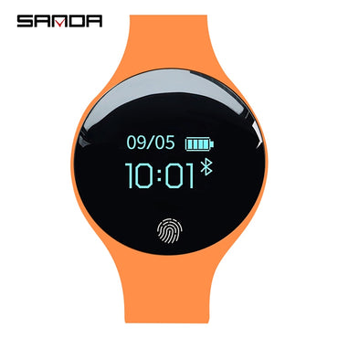 Waterproof Calorie Pedometer Bracelet Smart Wristwatch