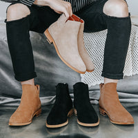 England Trend Casual Ankle Boots