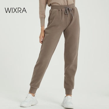 Thick Wool Pants