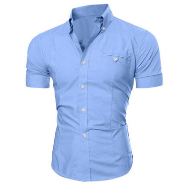Fashion Cotton Social Shirt