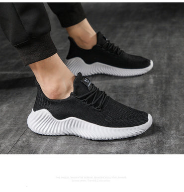 Flyknit Breathable Gym Casual Shoes