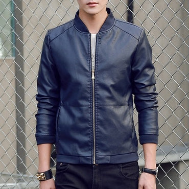 Slim Fit Leather Jackets