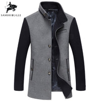 Thicken Slim Overcoat