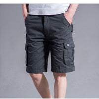 Casual Mulit-Pocket Shorts