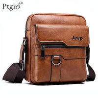 Luxury Brand Messenger Bag