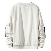 Long Sleeve Streetwear Sweatshirt