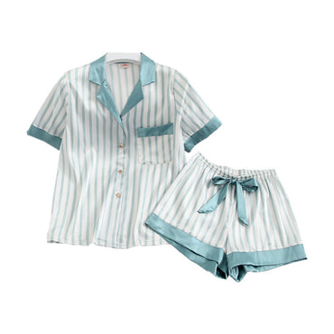 Cute Pajamas Sleepwear Two Piece Set