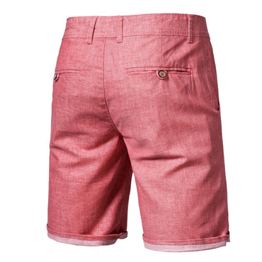 Breathable Solid Color Short
