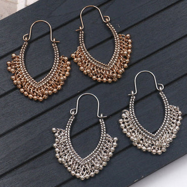 Big Long Drop Earrings