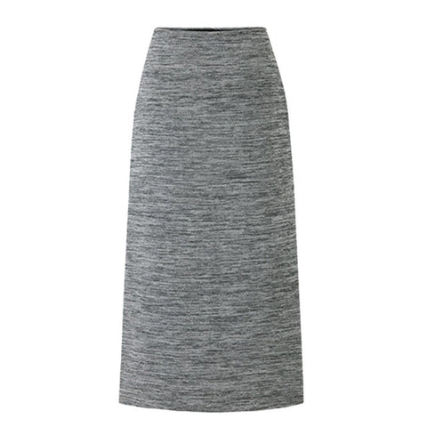 Tight Fit Soft  Bag Hip Skirt