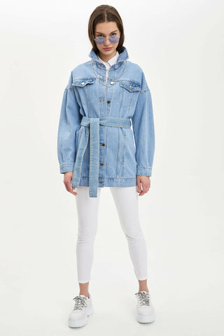 Light Blue Denim Jackets
