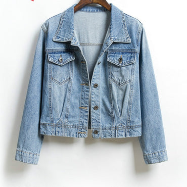 Single Breasted Denim Jackets